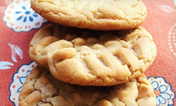 Cookies and Milk - Sacramento: $12.49 for Delivery of 18 Cookies and 3 1/3 Qt. Containers of Milk from Cookies and Milk ($25 Value)