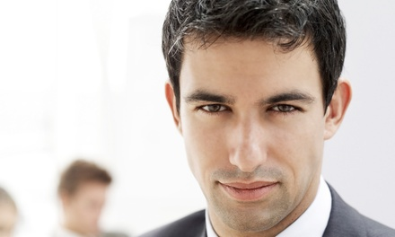 $10 for One Men's Haircut from Marshall at Davidson-Taylor Salon & Day Spa ($24 Value)
