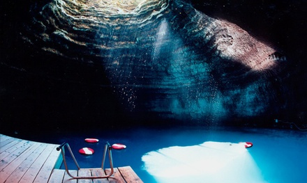 40-Minute Bath or Swim in Natural Mineral Water for 2, 4, or 6 at The Crater at Homestead Resort (Up to 57% Off)