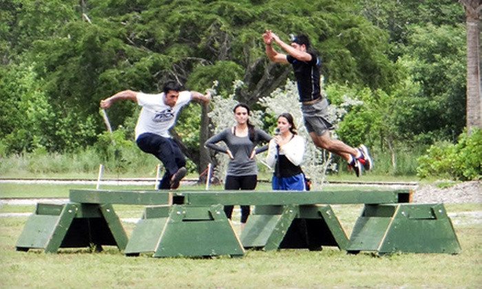 Monster: The Ultimate Obstacle Challenge - Fort Lauderdale: VIP Pass for One, Two, or Four to Monster: The Ultimate Obstacle Challenge (Up to 56% Off)