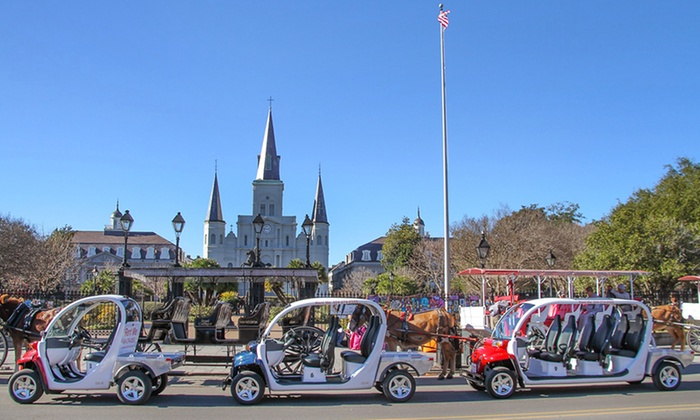 Electric Golf Cart Rental New Orleans Electric Cars