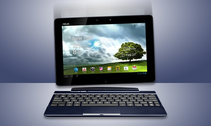 $339 99 for an ASUS Transformer Tablet PC with Keyboard Dock (Refurbished)  ($679 List Price)  Free Shipping and Returns