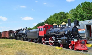 Southeastern Railway Museum: Railway Museum Visit and Train Ride for Two, Four, or Six at Southeastern Railway Museum (38% Off)