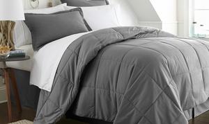 Merit Linens Lightweight Premium Bed-in-a-Bag Sheet Set (8-Piece)