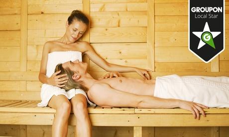 Korting Sauna arrangementen Almere