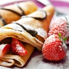 25% Cash Back at Cream of the Crêpe