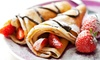 Babylon Crepe and Pita Grill - Babylon: Up to 42% Off Pitas and Crepes! at Babylon Crepe and Pita Grill