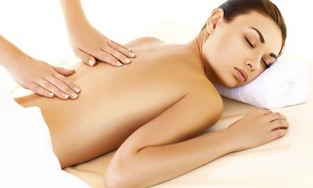 60 Minuten Massage nach Wahl oder Faszien-/Triggerpunkt-Therapie bei Wellness und Heilmassagen