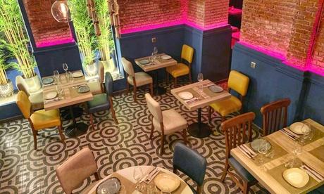 Menú para 2 con entrante, principal, postre y bebida en Fresh Madrid (hasta 53% de descuento) en Fresh Madrid