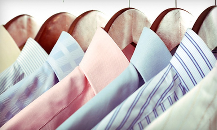 Laundry101 - Eastside: Dry Cleaning at Laundry101 (Half Off). Two Options Available.