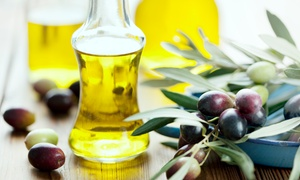 Thomas Reese Olive Oil: Four or Six Bottles of Oil with Testing and Mixing at Thomas Reese Olive Oil (Up to 38% Off)