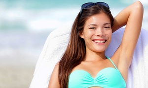 Clearstone Spa: $133 for Six Laser Hair-Removal Treatments on One Area at Clearstone Spa (Up to $474 Value)