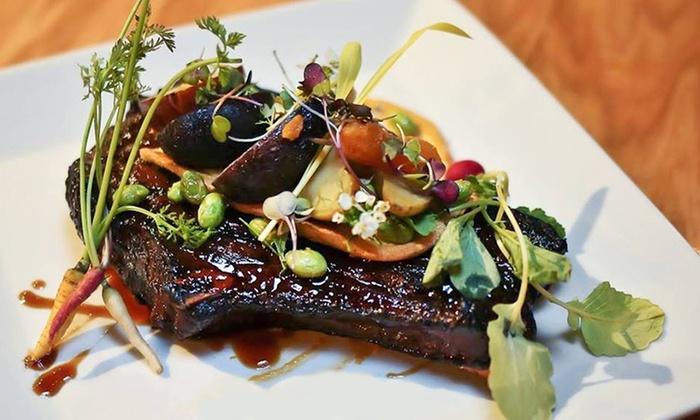 Rebellion Bar & Urban Kitchen - Central Business District: Gastropub Cuisine, Valid Monday–Thursday or Any Day at Rebellion Bar & Urban Kitchen (Up to 40% Off)