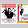 Retro Movie Posters Fine Art Giclee Prints