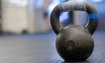 One Month of Twice-Weekly or Unlimited Fitness Classes at CrossFit Lancaster (Up to 65% Off)