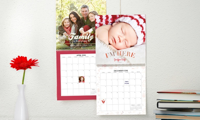 Personalised calendar deals