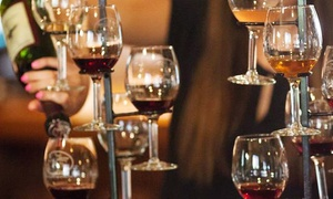 The Saratoga Winery & Tasting Room: Wine or Craft Beer Tasting for Two at The Saratoga Winery & Tasting Room (Up to 49% Off). Four Options Available