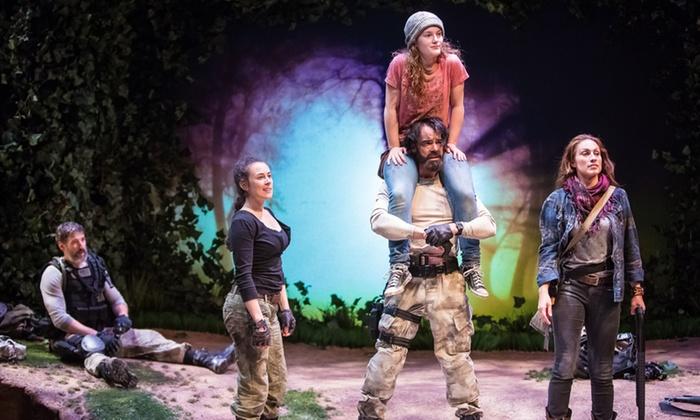 "2AZ - Purple Rose Theatre: ""2AZ"" at Purple Rose Theatre on July 17–19 (Up to 39% Off)"