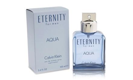 Calvin Klein Eternity Aqua Men's Eau de Toilette; 1.0 or 3.4 Fl. Oz. from $19.99–$35.99