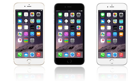 iPhone 6 ou iPhone 6 Plus recondicionado desde 549€