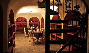The Hotel Frankfort: Wine-Tasting Experience with Dinner for Two or Four at The Hotel Frankfort (51% Off)