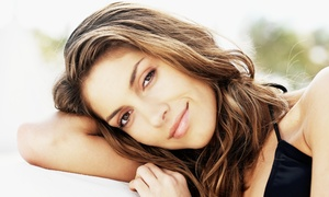 The Look Salon & Blow Dry Bar: $15 for a Spray Tan at The Look Salon & Blow Dry Bar ($35 Value)