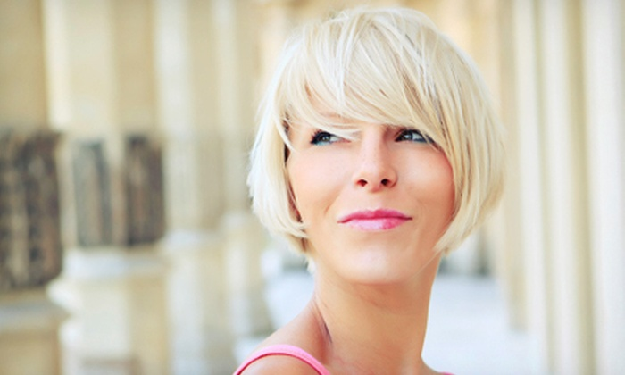 Sashy Hair Design Club - Naples: One or Three Blowouts at Sashy Hair Design Club (Up to 54% Off)