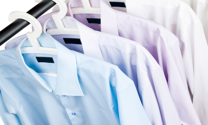 Get It Clean Laundromat - North Park: Two, Four, or Six Groupons, Each Good for $18 Toward Dry Cleaning at Get It Clean Laundromat (50% Off)