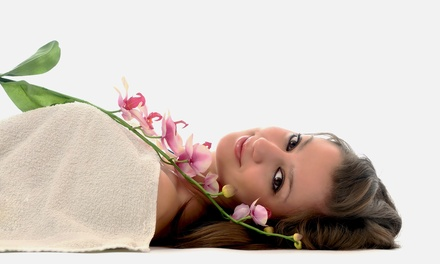$75 for Massage, Aromatherapy, Facial, Spa Pedi, and Hand Treatment at Imagine You New ($278 Value)