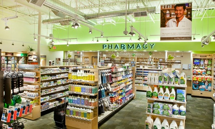 $20 for $40 Worth of Health and Beauty Products at Pharmaca Integrative Pharmacy
