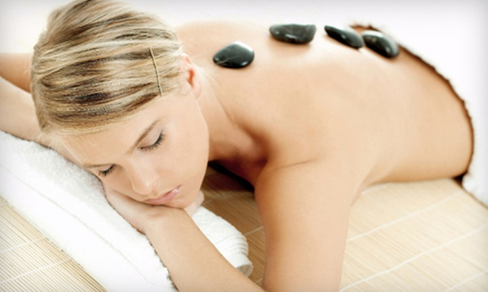 Bodywork by Deanne Tindal Cothrin - Route 66 District: $40 for a 60-Minute Hot-Stone Massage at Bodywork by Deanne Tindal Cothrin ($85 Value)