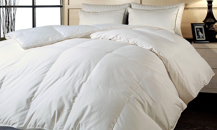 hungarian white goose down comforters