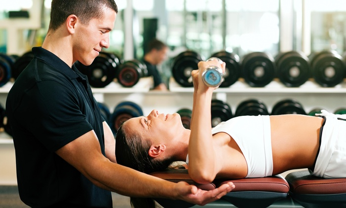 Ampd Up Peronal Training - Hallandale Beach: Two Personal Training Sessions with Diet and Weight-Loss Consultation from Ampd Up Peronal Training (65% Off)