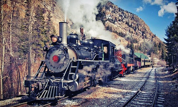 Historic Rail Adventures - Georgetown: $26 for a One-Hour Train Adventure for Two Adults from Historic Rail Adventures ($53.90 Value)