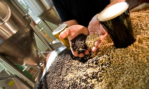 Little Harpeth Brewing: Brewery Tour with Samples and Souvenir Glasses for Two, Four, or Eight at Little Harpeth Brewing (Up to 50% Off)