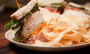 Golden Sports Bar & Grill: $20 for $40 Worth of American Pub Grub and Drinks at Golden Sports Bar & Grill