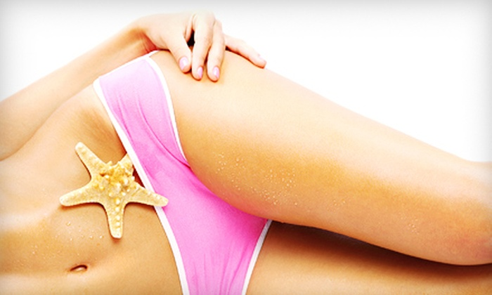 Mint Salon - Midtown: One or Two Brazilian Waxes at Mint Salon (Up to 61% Off)