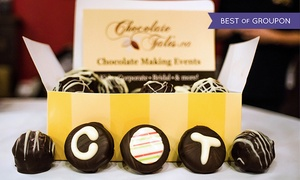 Chocolate Tales: CC$34 for a 90-Minute Chocolate-Making Workshop at Chocolate Tales (CC$82 Value)