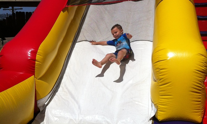 Julie's Party People - San Diego: Five-Hour Bounce-House Rental from Julie's Party People (45% Off)
