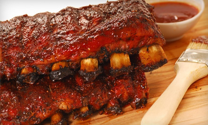 Mike Anderson's BBQ - Northwest Dallas: $15 for $30 Worth of Barbecue at Mike Anderson's BBQ