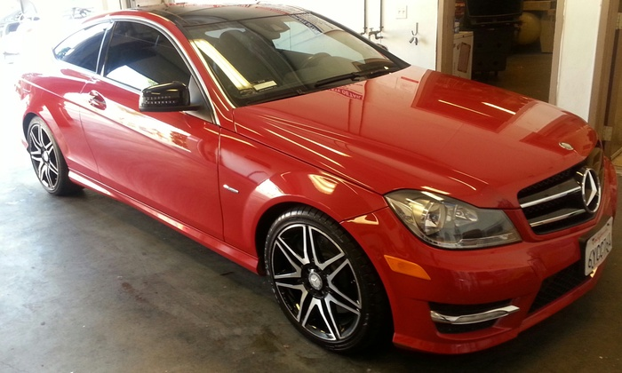 Clear Choice Auto Detail & Services - Corona: Up to 53% Off Interior or Exterior Detail at Clear Choice Auto Detail & Services