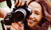Cirque Dynamics - Edmonton Municipal Airport: $79 for a Basic Hands-on Photography Workshop from fotoscool on Saturday, July 13 ($280 Value)