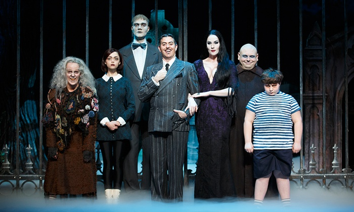 """""""The Addams Family"""" - The Southern Kentucky Performing Arts Center: $41 for """"The Addams Family"""" Musical at The Southern Kentucky Performing Arts Center (Up to $62.25 Value)"""