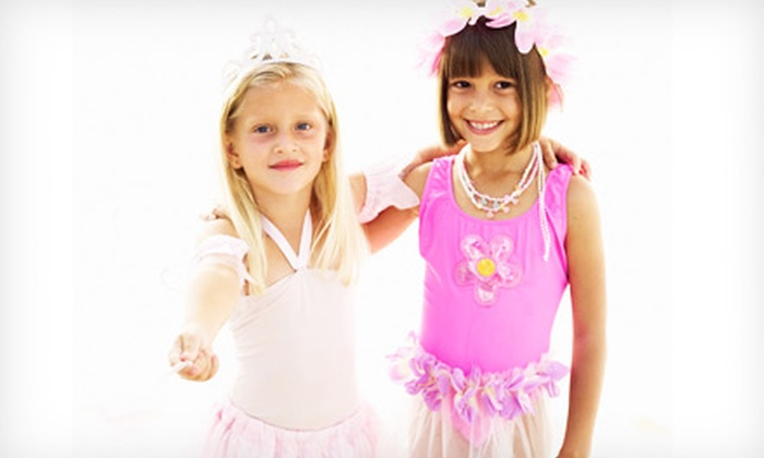 Go Girls Parties - Lexington-Fayette: $125 for a 90-Minute Princess Party for Up to 12 Girls from Go Girl Parties ($270 Value)