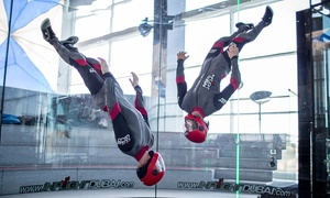 Inflight Dubai: Indoor Skydiving Experience For One, Two or a Family at Inflight Dubai (Up to 45% Off)