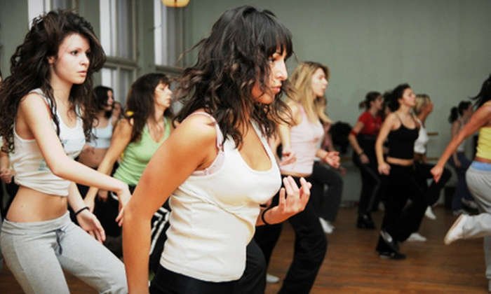 Shake It! Fitness Studio - Bear: 10 or 15 Drop-In Dance-Fitness Classes at Shake It! Fitness Studio (Up to 69% Off)