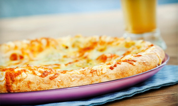 The Break Room - Kitchener: $20 for $40 Worth of Food, Drinks, and Pool at The Break Room