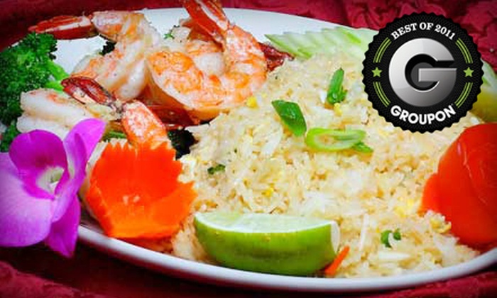 Thai Town - Anchorage: $12 for $25 Worth of Thai Fare and Drinks at Thai Town