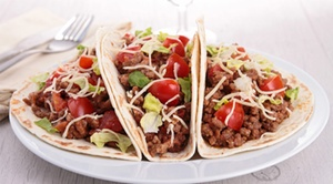 Gomez Tacos and Pizza: 60% off at Gomez Tacos and Pizza