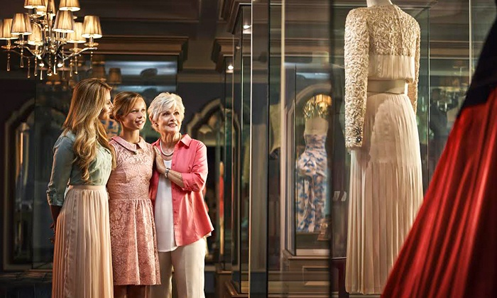 "Queen Mary Events - Long Beach, CA: ""Diana: Legacy of a Princess"" Exhibit for One or Two at Queen Mary Events (Up to 50% Off)"